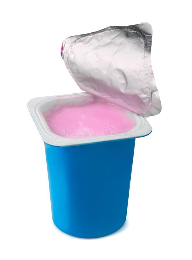 Download Yogurt stock photo. Image of buttermilk, macro, dessert - 28129334