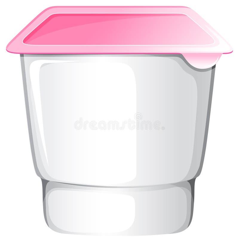 yogurt royalty illustrazione gratis