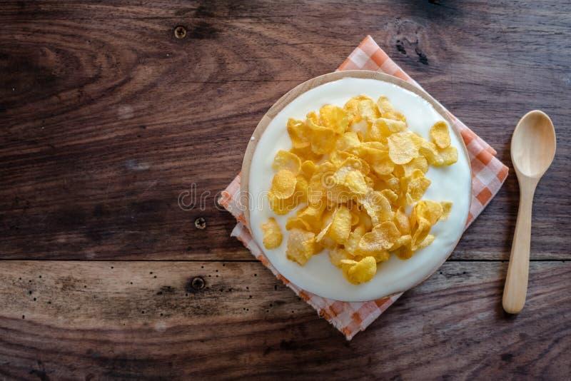 yogurt immagini stock