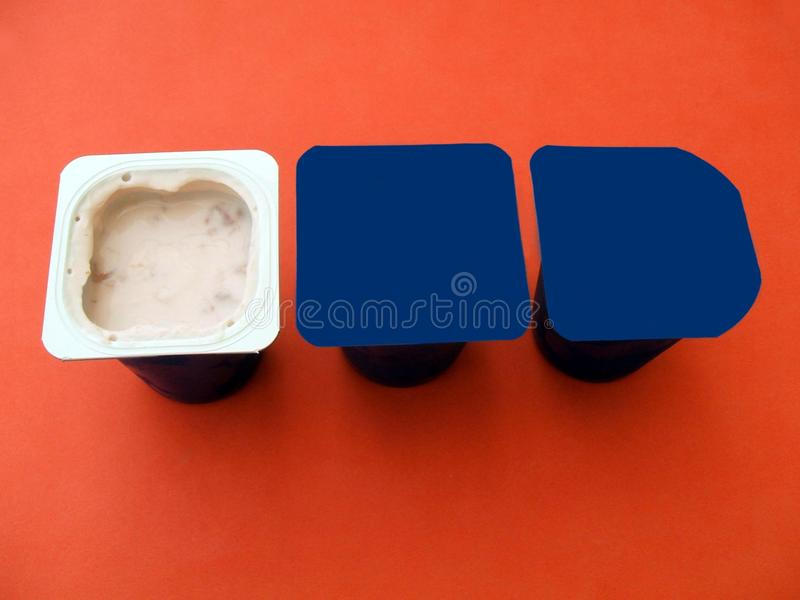 yogurt Iogurte iogurte fotos de stock royalty free