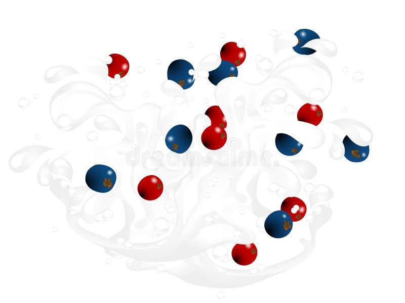 Download Yogurt splash stock vector. Illustration of drop, concept - 31932929