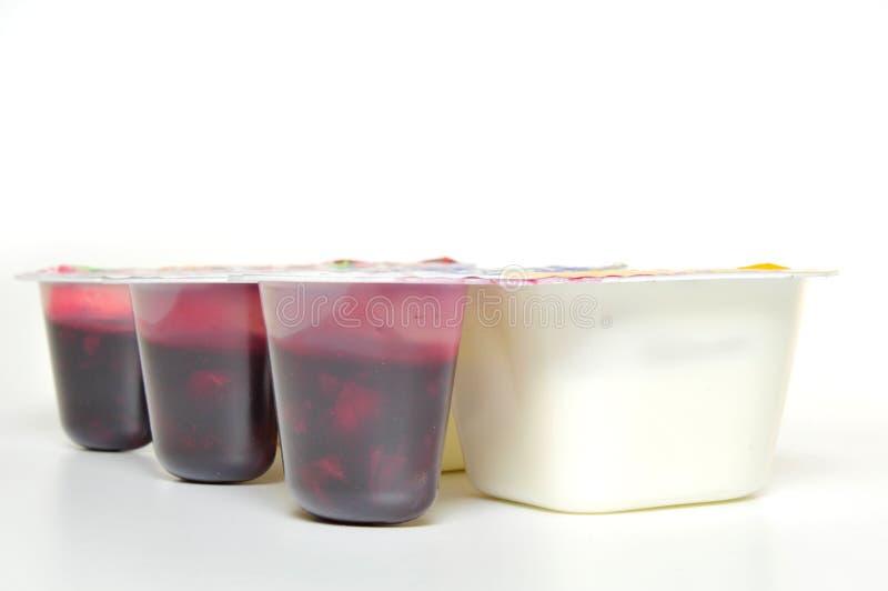 Download Yogurts Royalty Free Stock Photography - Image: 12863687