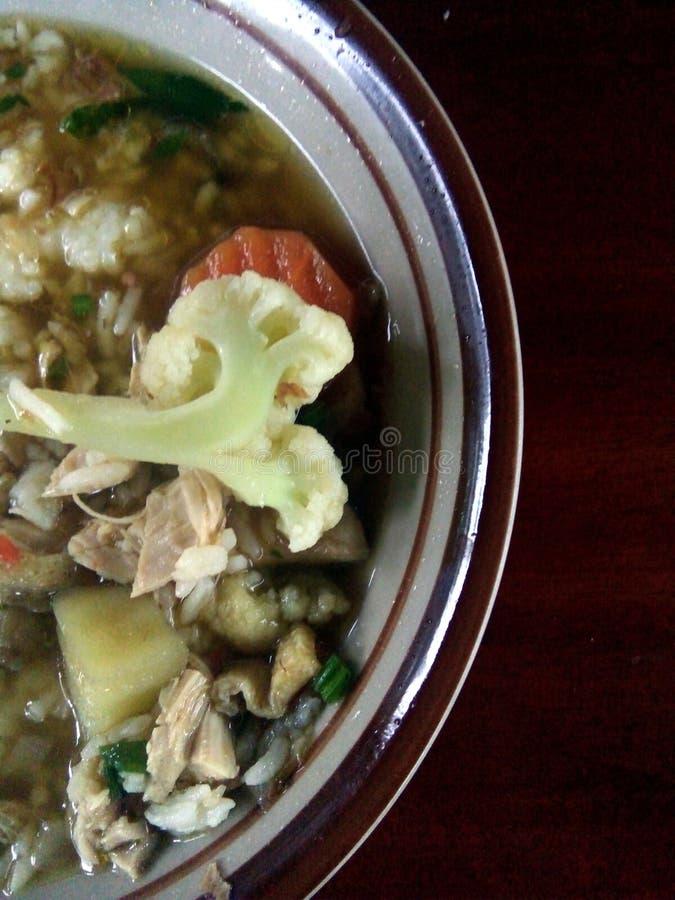YOGYAKARTA - las costillas de carne de vaca de Indonesia son comidas nutritivas foto de archivo