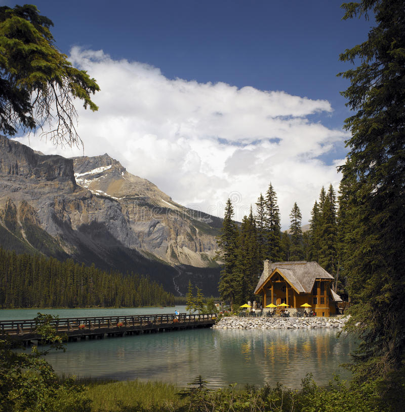 Yoho National Park - Canada stock images