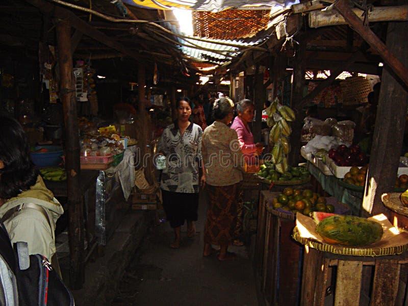 Yojakarta marknad fotografering för bildbyråer