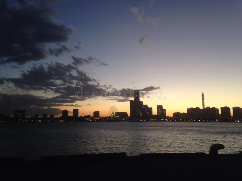 Yokohama Japon image libre de droits