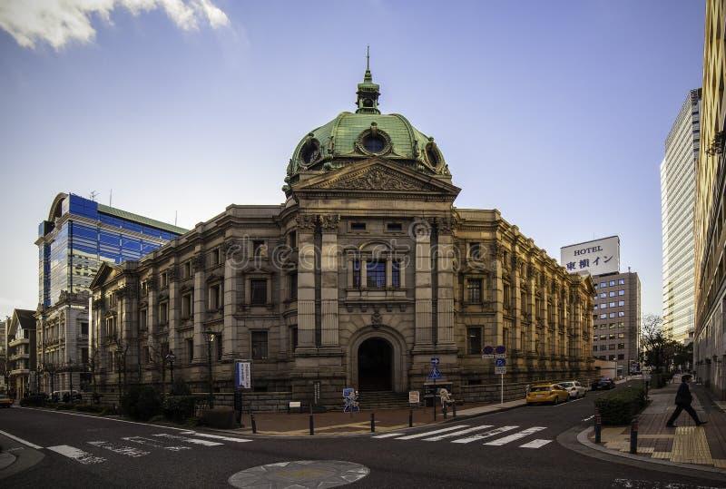 Yokohamamuseum van Culturele Geschiedenis royalty-vrije stock foto