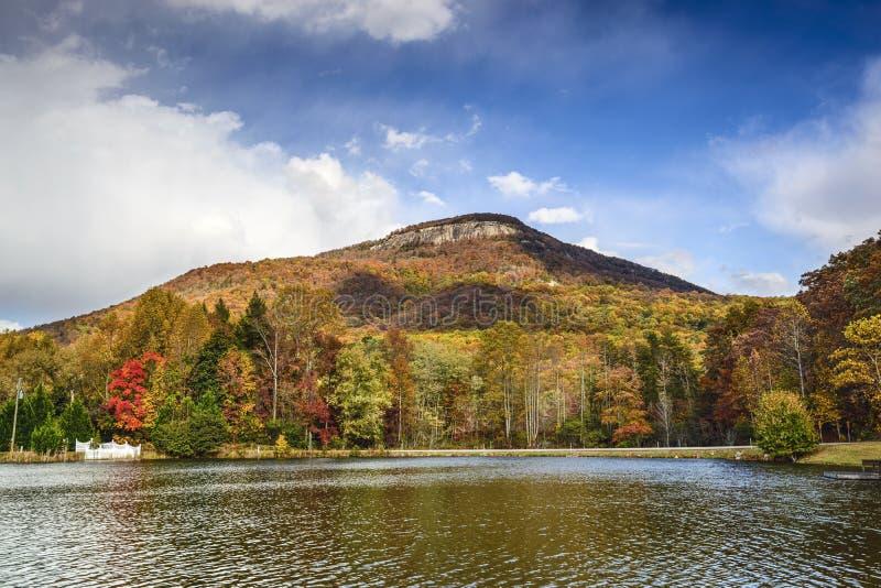 Yonah góra, Gruzja zdjęcie stock