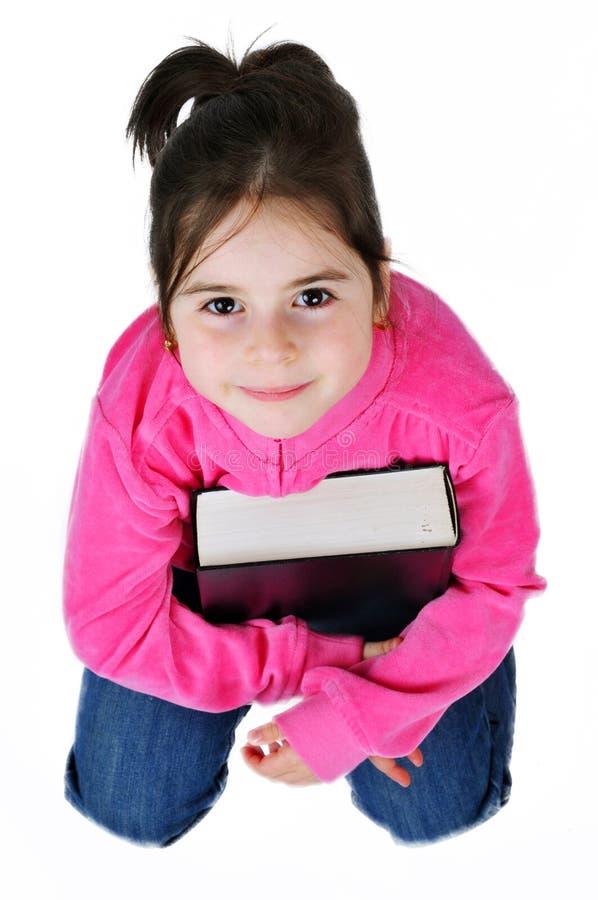 Yong schoolgirl stock images