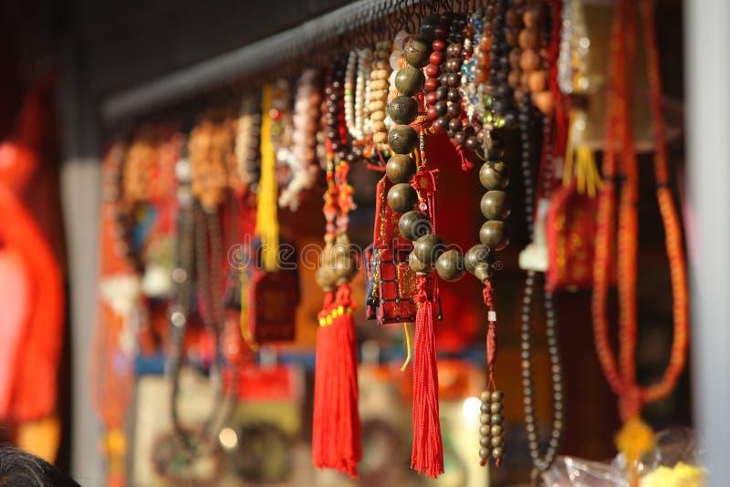Yonghegong-Lamasery lizenzfreies stockbild