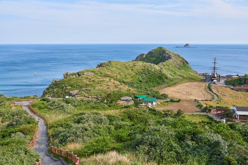 Yongmeori coast stock photos