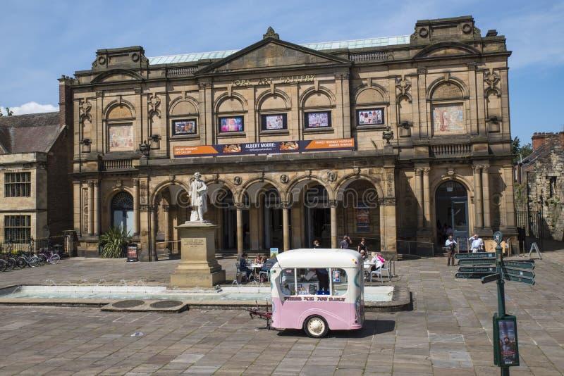 York Art Gallery fotos de archivo libres de regalías