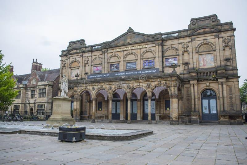York Art Gallery imagenes de archivo
