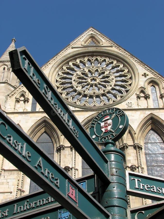 York atrakcje obrazy royalty free