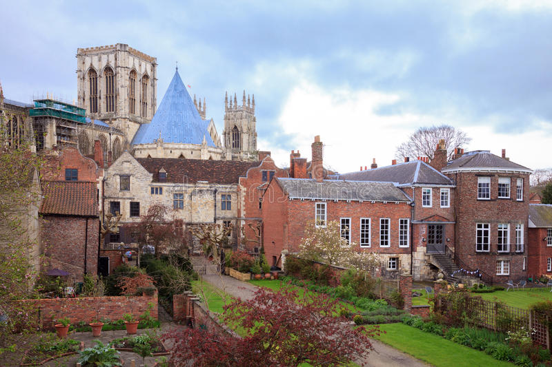 York Cityscape royalty free stock photography