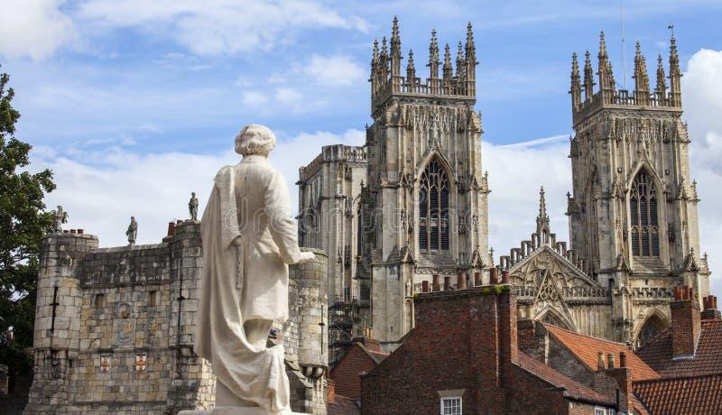 York en Inglaterra imagen de archivo
