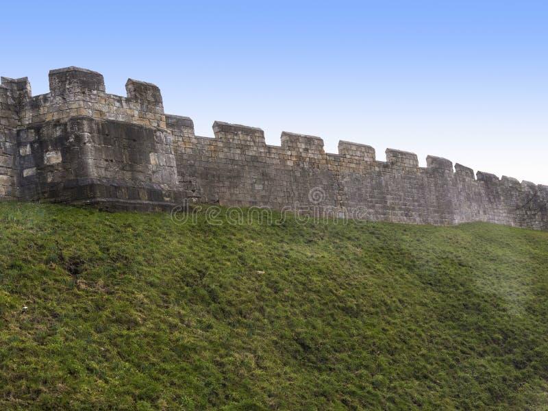 York es una ciudad emparedada, situada en la confluencia de los ríos Ouse y Foss en North Yorkshire, Inglaterra La ciudad tiene r imagenes de archivo