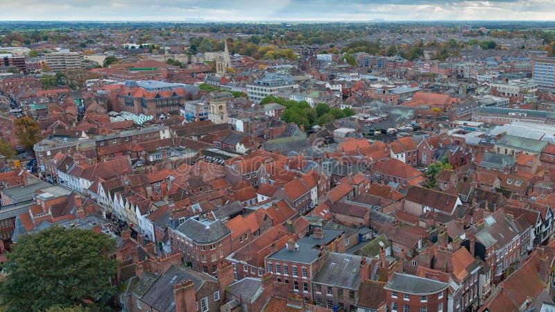 York, Inglaterra imagen de archivo libre de regalías