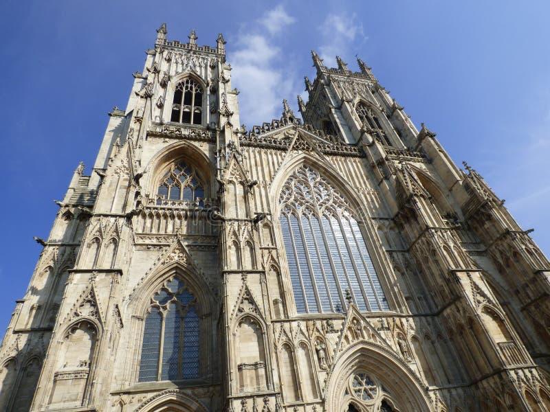 York-Münster-Kathedrale lizenzfreie stockfotografie