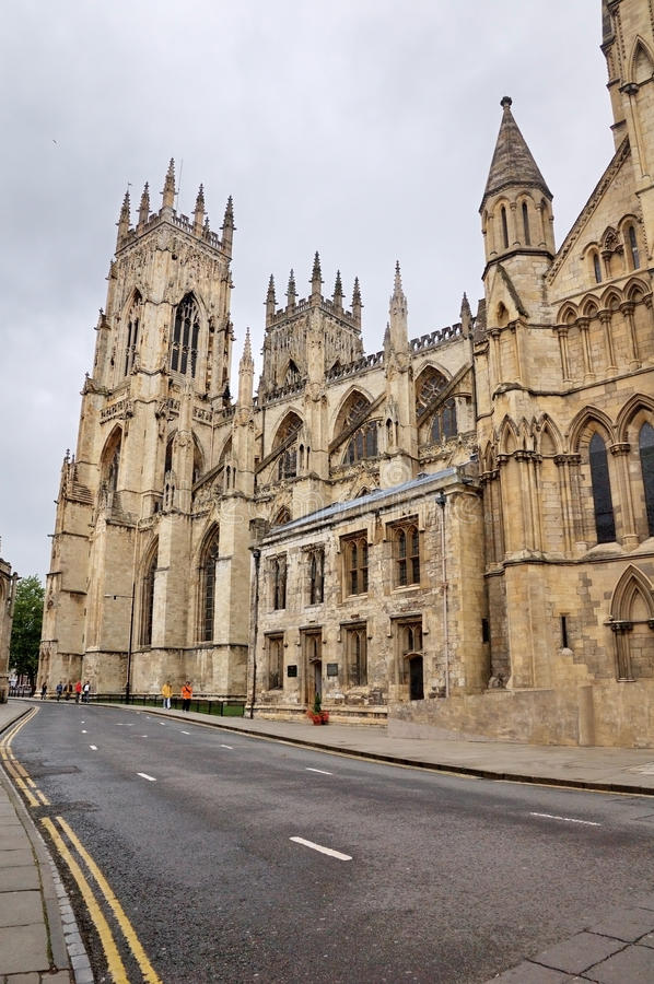 Download York Minster stock image. Image of yorkshire, kingdom - 16299049