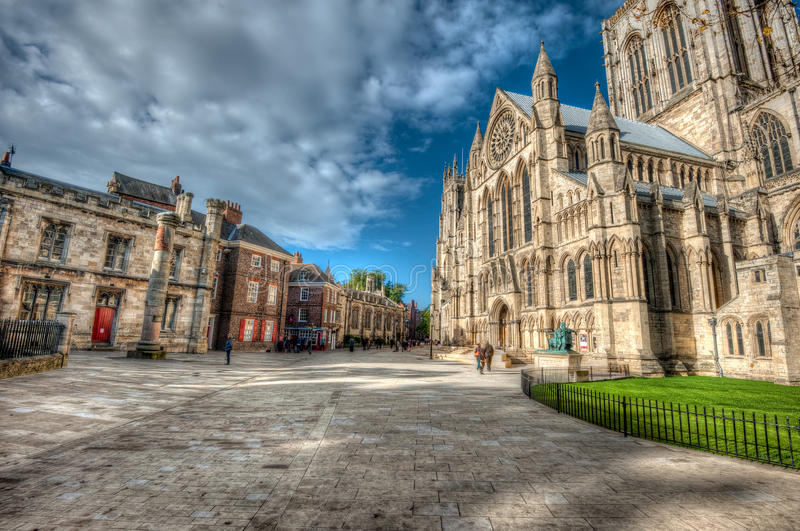 Download York Minster editorial photography. Image of history - 35187387