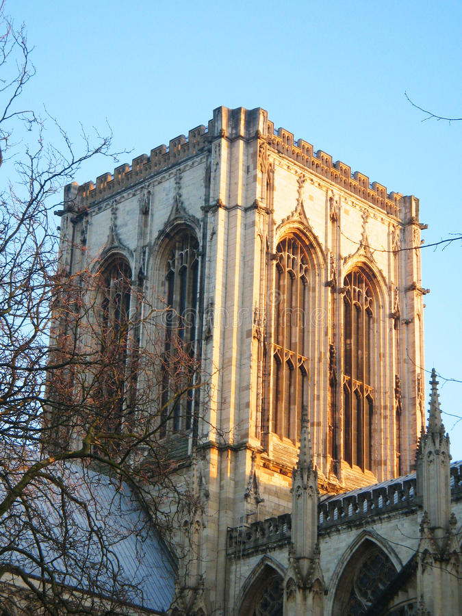 York minster, York, England. royalty free stock photo