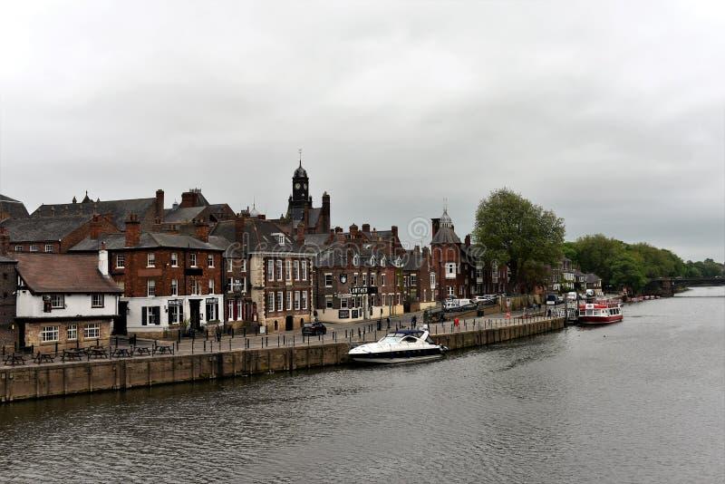 York riwer royalty free stock images