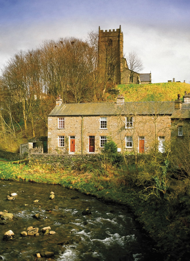 Yorkshire foto de archivo libre de regalías