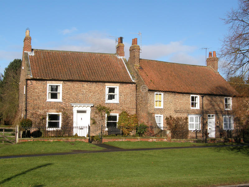 Download Yorkshire Cottages Royalty Free Stock Images - Image: 13408219