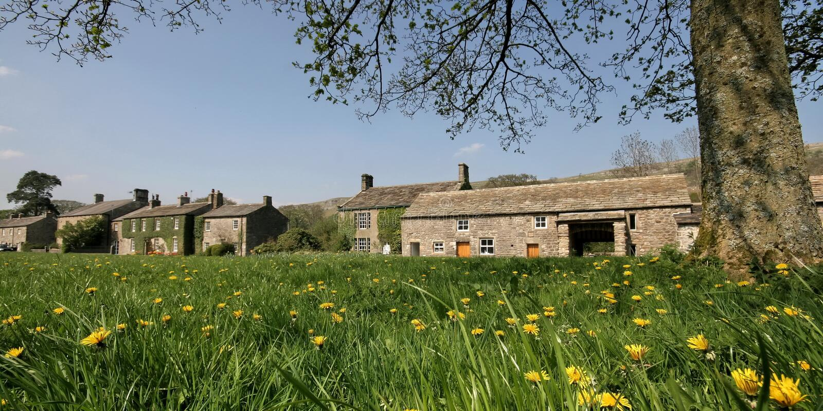 Download Yorkshire Dales, Arncliffe stock image. Image of english - 10909807