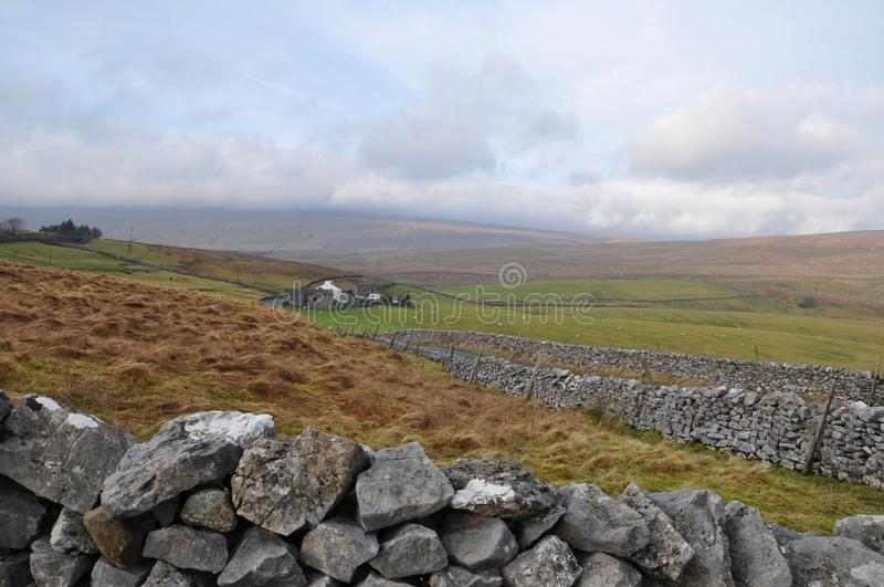 Yorkshire Dales  England Royalty Free Stock Images
