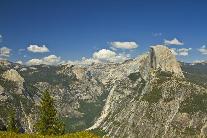 Yosemite royaltyfria bilder