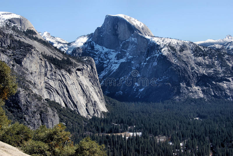 Yosemite lizenzfreies stockbild