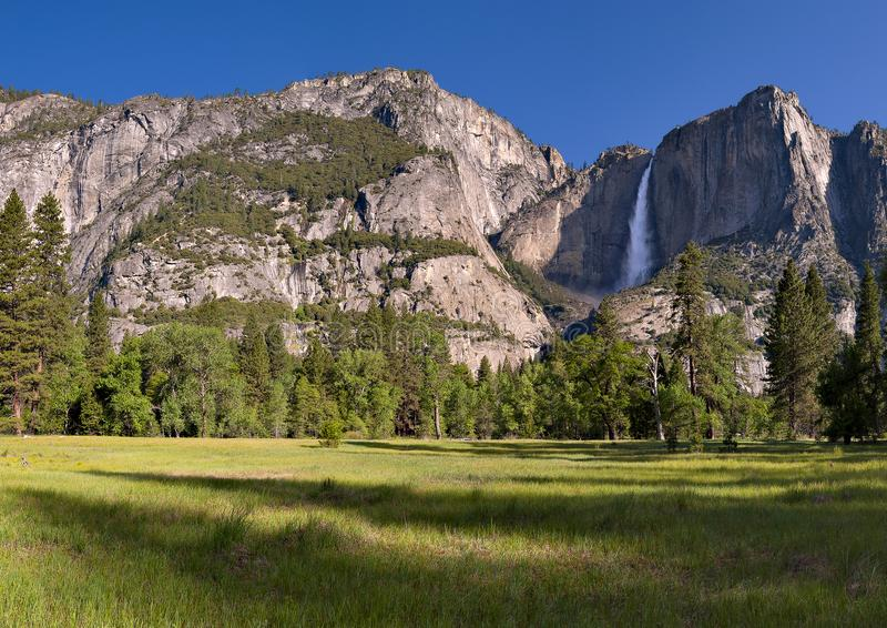Yosemite Falls fotos de stock