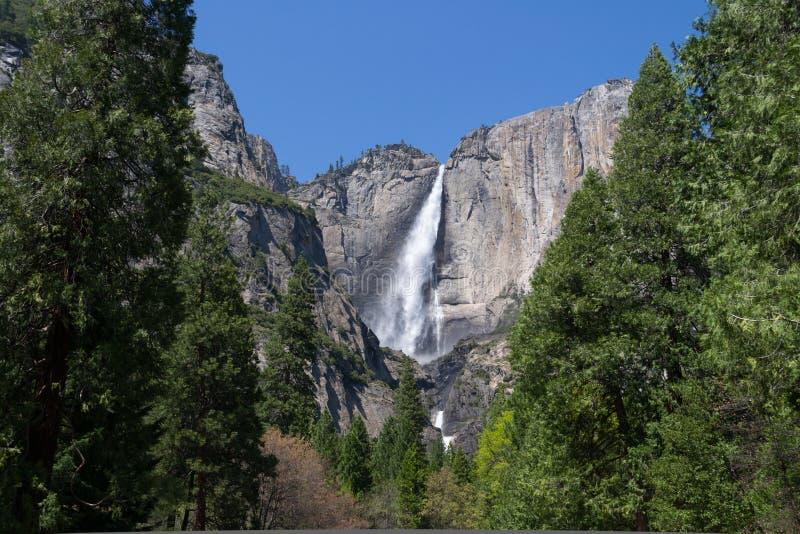 Yosemite Falls photo libre de droits