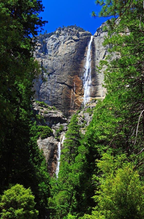 Yosemite Falls imágenes de archivo libres de regalías