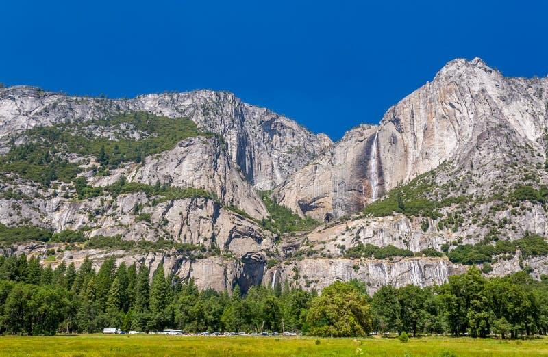 Yosemite Falls imagen de archivo