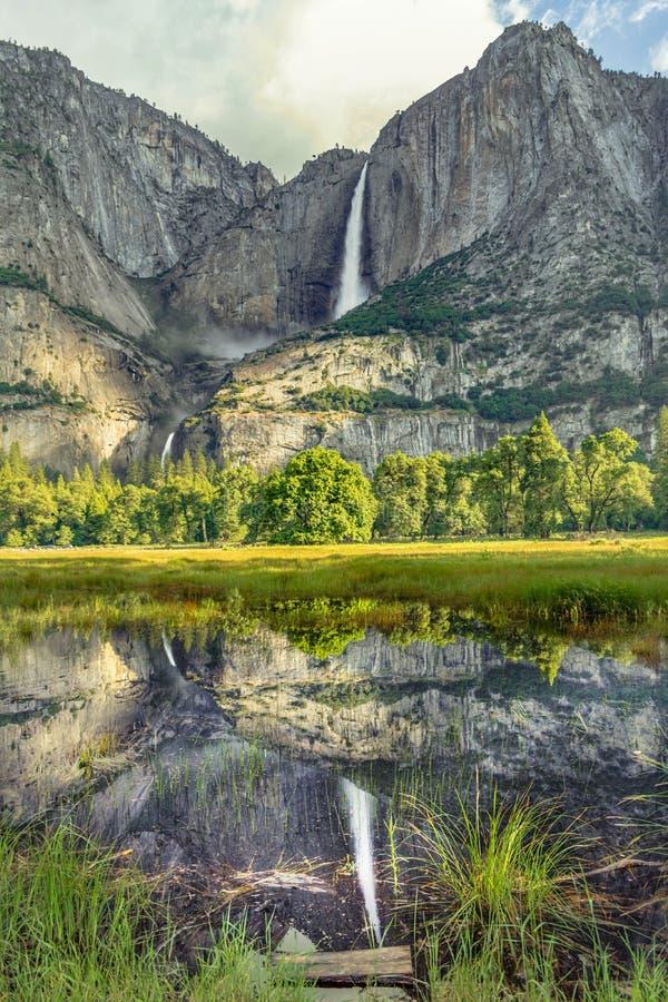 Yosemite Falls photo stock