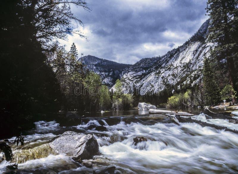 Yosemite Nationaal Park royalty-vrije stock afbeelding