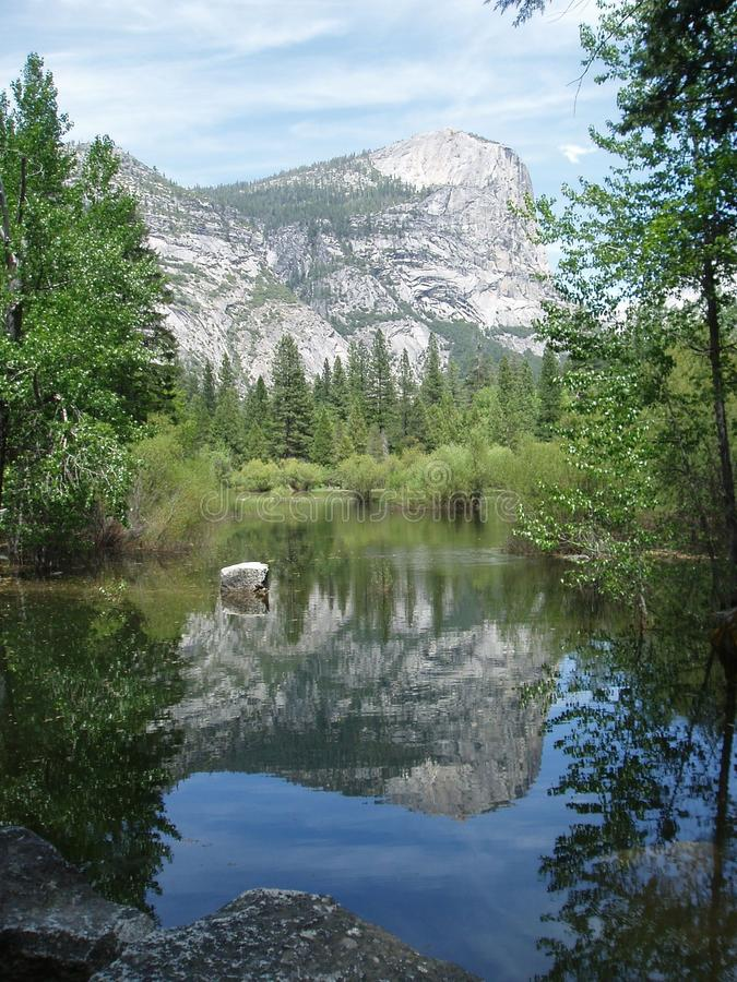Yosemite Nationaal Park royalty-vrije stock foto's