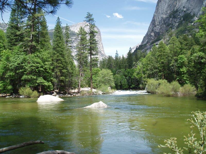 Yosemite Nationaal Park stock foto's