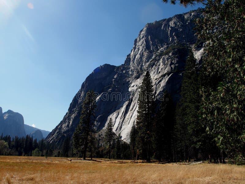 Yosemite Nationaal Park royalty-vrije stock afbeeldingen
