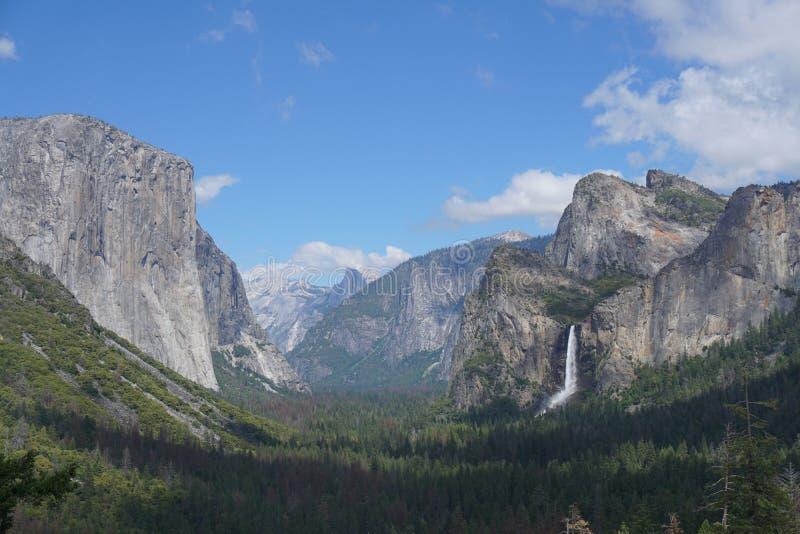 Yosemite Nationaal Park, Californië de V.S. stock fotografie