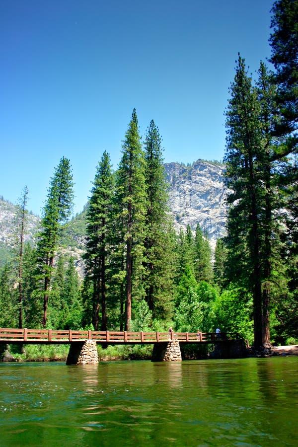 Yosemite National Park, USA stock image