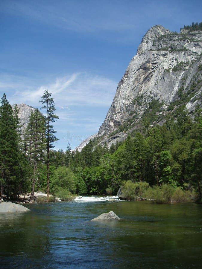 Yosemite nationalpark royaltyfri foto