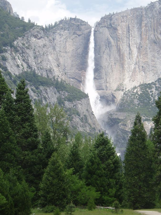 Yosemite nationalpark royaltyfria foton