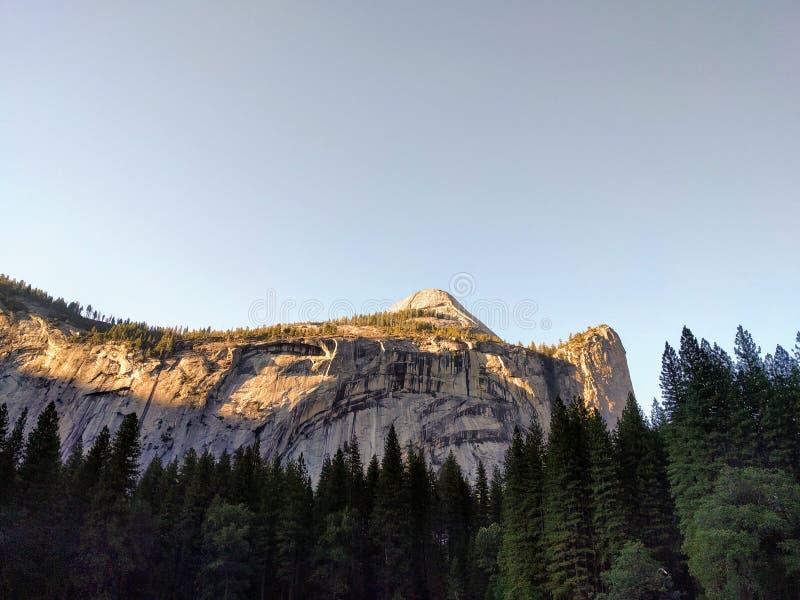 Yosemite nationalpark arkivfoton