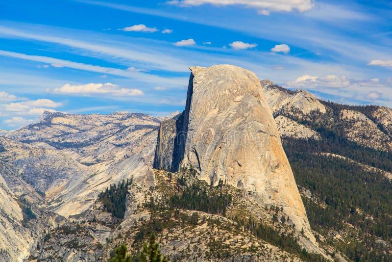 Yosemite park narodowy zdjęcie royalty free