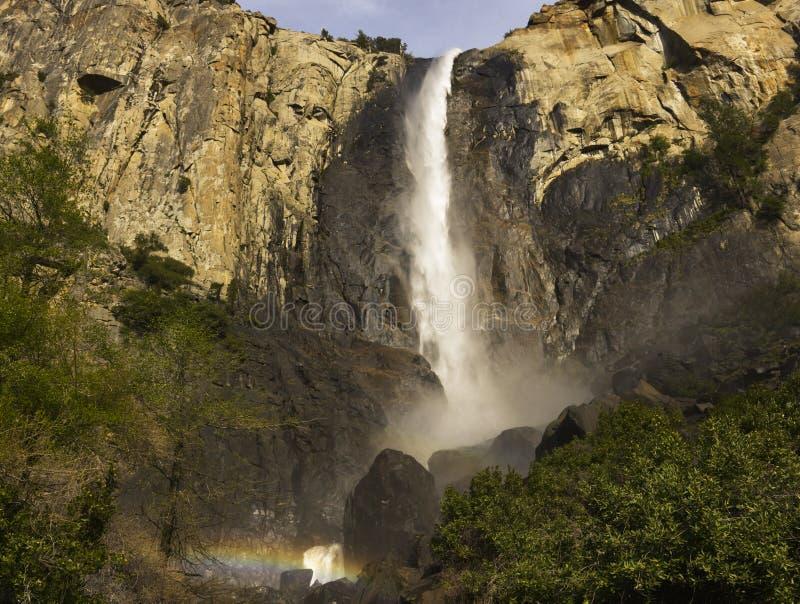 Yosemite parkerar arkivfoton