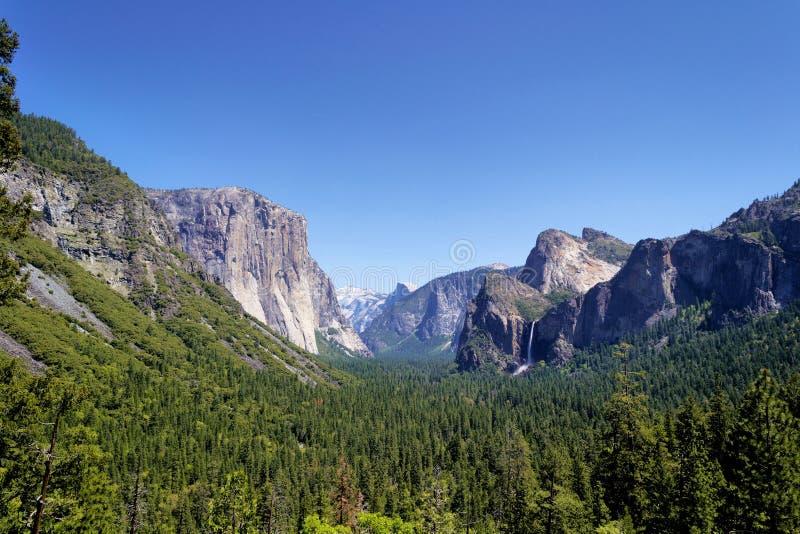Yosemite-Tal-Nationalpark stockfotos